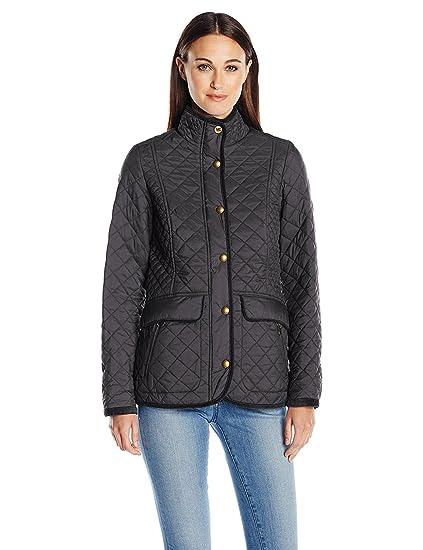 ec9addffb Joules Women's Newdale Quilted Jacket at Amazon Women's Coats Shop