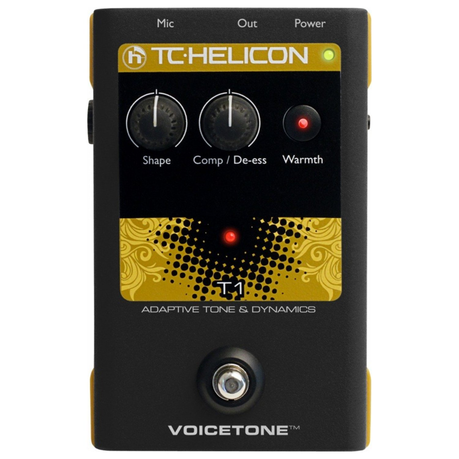 TC Electronic Singles VoiceTone T1 Vocal Effects Processor