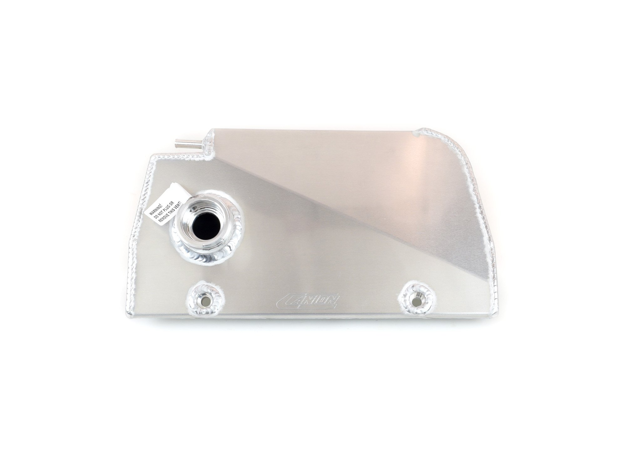 Canton Racing Products 80-225 Aluminum Coolant Expansion/Fill Tank