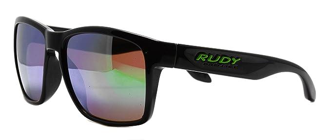 b6cd905c1 Amazon.com: Rudy Project Spinhawk Sunglasses Size:60-17-133 (black ...