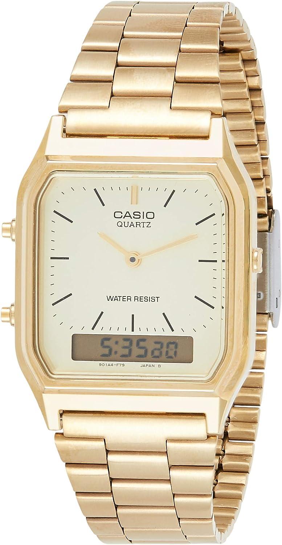Casio Clasic, AQ-230GA-9D_P, Reloj Unisex