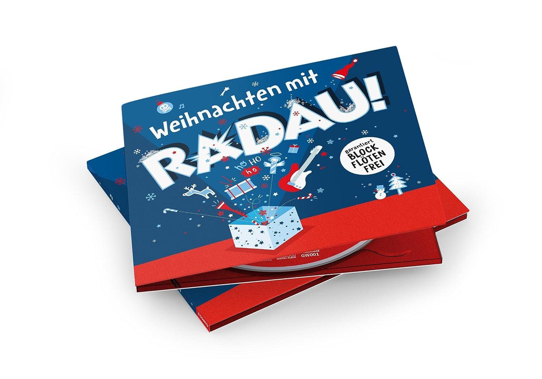Weihnachten mit RADAU! - Radau!: Amazon.de: Musik
