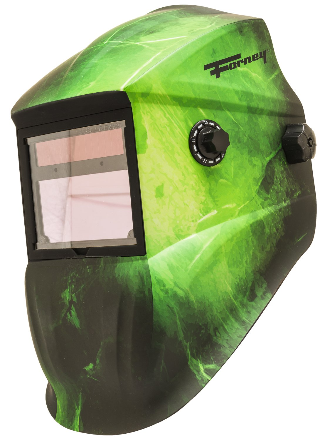 Forney 55707 Advantage Series Edge Auto Darkening Welding Helmet by Forney (Image #3)
