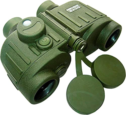 Armasight Binoculars with Compass and Range Finder, 8X 30mm