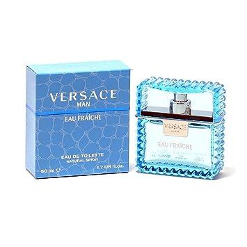 Versace - Man eau fraiche colonia por para hombre colognes: Amazon ...