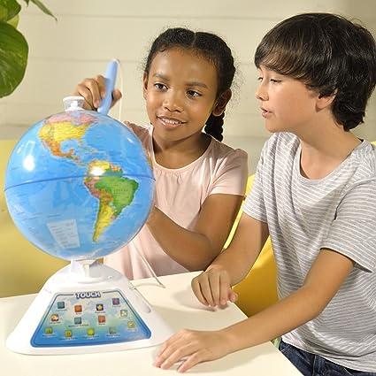 amazon com oregon scientific smart globe discovery educational