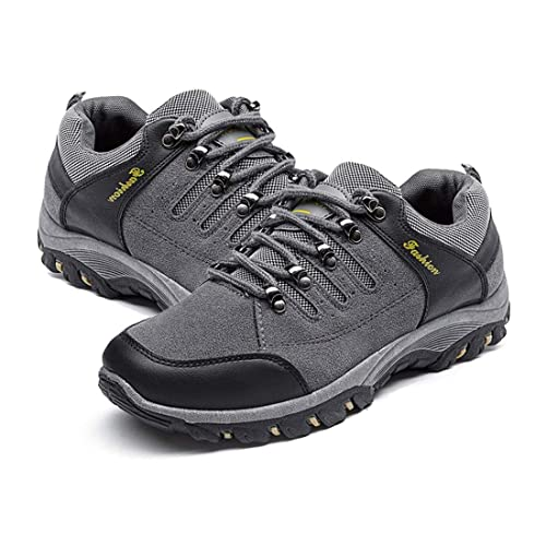 Escalada al Aire Libre Zapatos de Senderismo Botas de montaña Hombre Hombre Zapatos de Trekking Zapatillas de Correr Calzado Deportivo Antideslizante ...