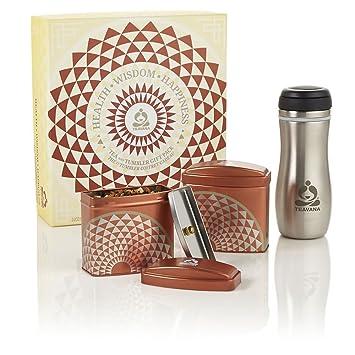Amazon.com : Teavana Wellness Tea Gift Set : Gourmet Tea Gifts ...