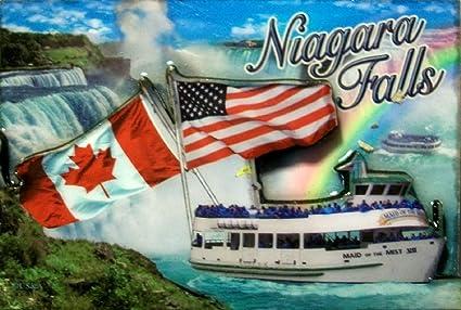 Transportation SHIP PC-MAID OF THE MIST,NIAGARA FALLS