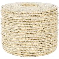 1/4-inch Premium Sisal Rope - 100ft - Pet Friendly