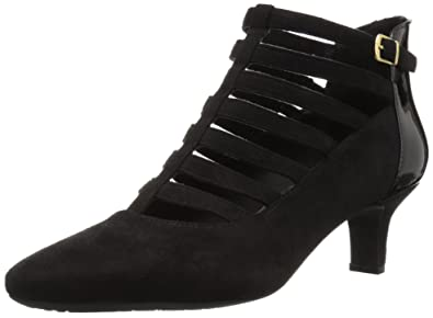 Women's Kimly Cage Ankle Bootie