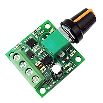 Sodial R 1 8 V 3 V 5 V 6 V 7 2 V 12 V 2 A 30 W Dc Motor Speed Controller Pwm 1803bk Adjustable Driver Switch Business Industry Science