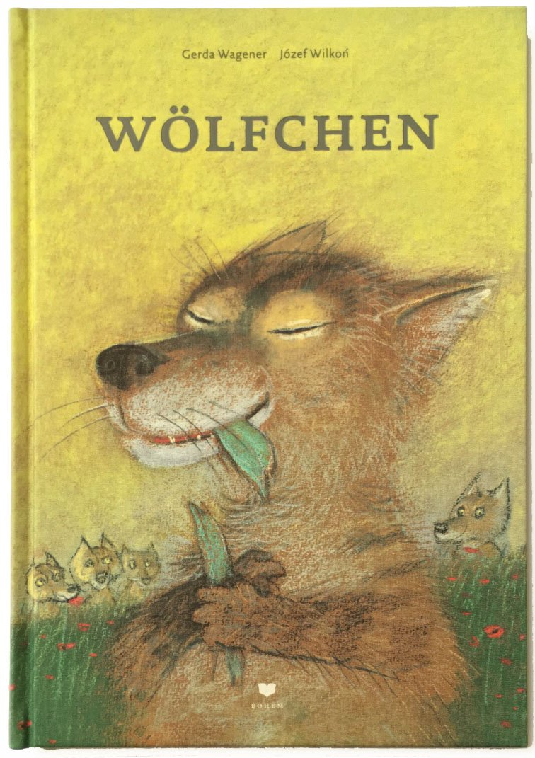 Wölfchen: Amazon.de: Gerda Wagener, Jozef Wilkon: Bücher
