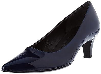 Gabor Shoes Gabor Fashion, Escarpins Femme, (Marine), 37.5 EU