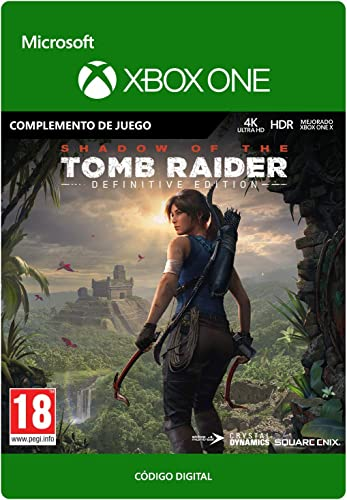 Shadow of the Tomb Raider Definitive Edition Extra Content | Xbox ...
