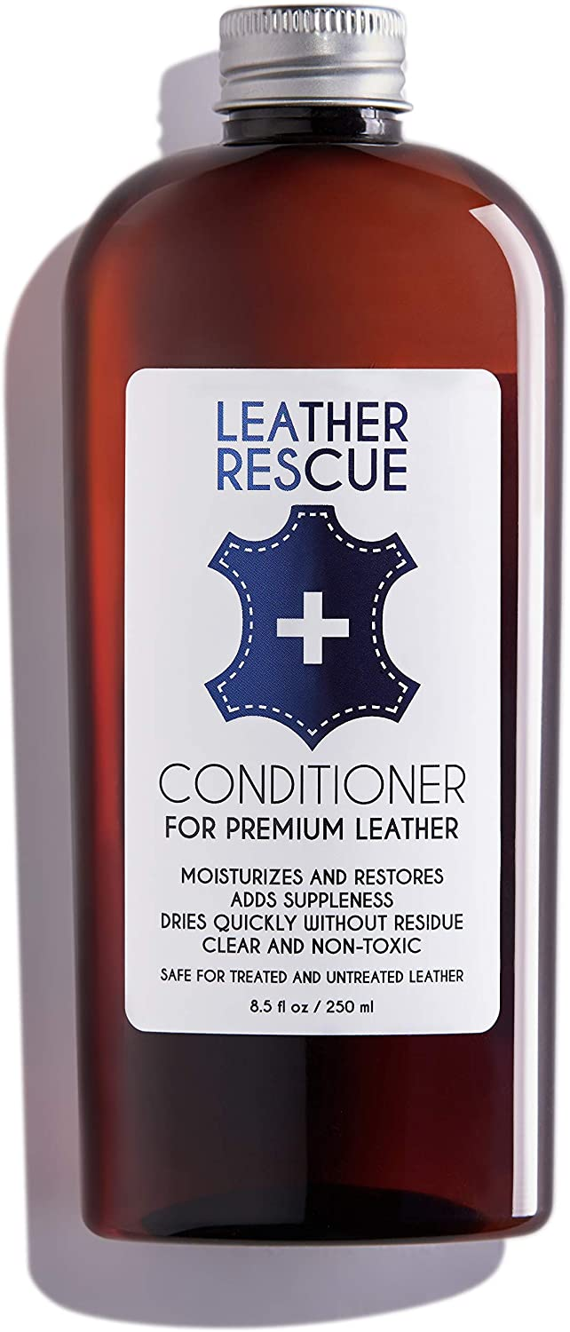 Leather Rescue Conditioner and Restorer