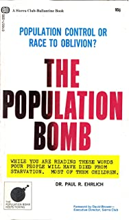 Example Of Thesis Statement In An Essay The Population Bomb Frankenstein Essay Thesis also Narrative Essay Examples High School The Population Explosion Paul R Ehrlich Anne H Ehrlich  Science Essay Questions