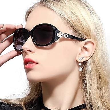 c5103c15d1 Image Unavailable. Image not available for. Colour  FIMILU Retro Sunglasses  for Women Driving