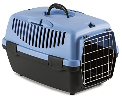 Transportin para perros y gatos Gulliver TRIXIE modelos 1 2 y 3 puerta metálica
