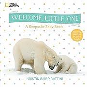 Welcome Little One: A Keepsake Baby Book