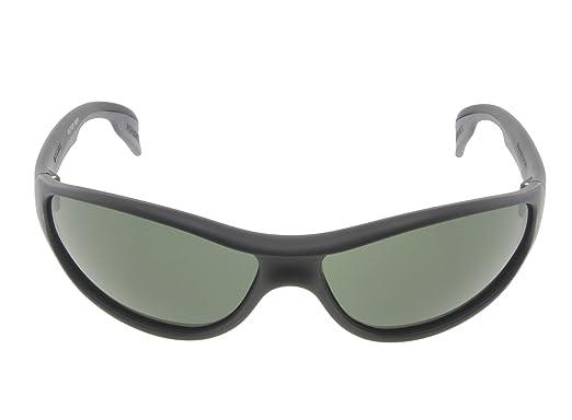 62e870d11c Vuarnet Men s Black In Matt Frame Green Lens Non-Polarized Sunglasses 67 0  at Amazon Men s Clothing store