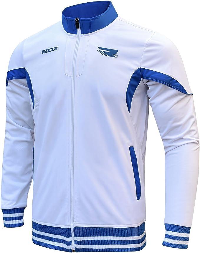 RDX Gimnasio Capucha Sudaderas Fitness Chaqueta Entrenamiento Chándal Running: Amazon.es: Deportes y aire libre