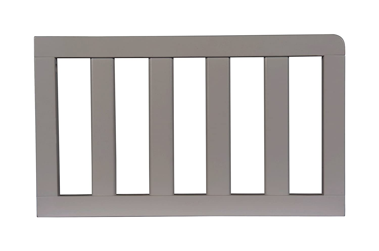 Delta Children Toddler Guardrail Dark Chocolate