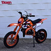Mini cross 49cc Roan 27 (Naranja)