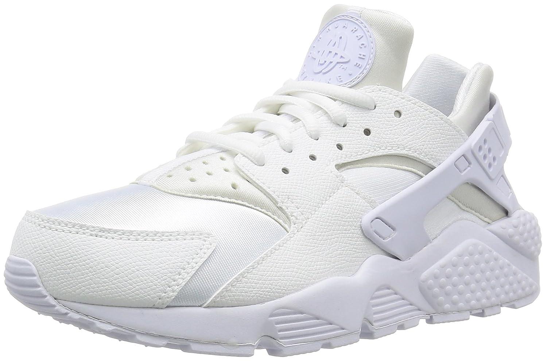 Nike Wmns Air Huarache Run, Zapatillas de Deporte para Mujer 42.5 EU|Blanco (Bianco)