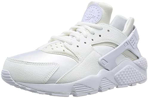 Nike Air Huarache Run, Zapatillas para Mujer, Blanco (Bianco), 38 EU: Amazon.es: Zapatos y complementos