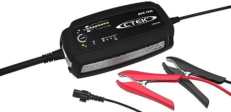 CTEK 40-095 Cargador Baterías, Negro, M: Amazon.es: Deportes ...