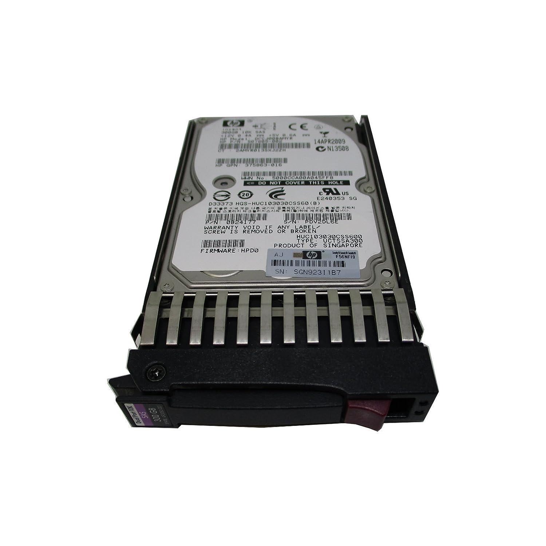 """492620-B21, HP 300GB 10K SAS 2.5"""" DP (Certified Refurbished)"""