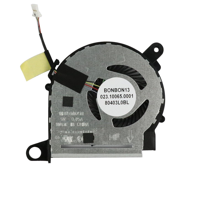 New Laptop CPU Cooling Fan HP Pavilion X360 M3-U M3-U001DX M3-U003DX 855966-001 NS65B06-16B06 cuiying