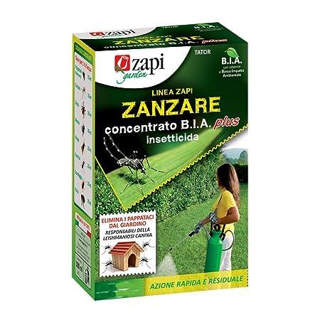 Zapi - Insecticida Concentrado bia Para El Tratamiento Contra Los Mosquitos Tigre. Envase De 250 ml