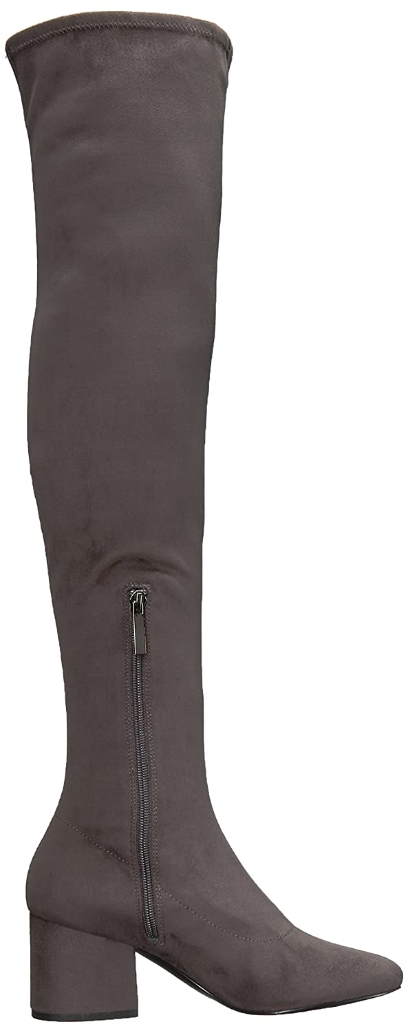 e9a66a660e2 Amazon.com  KENDALL + KYLIE Women s Sophia Over The Over The Knee Boot   Shoes