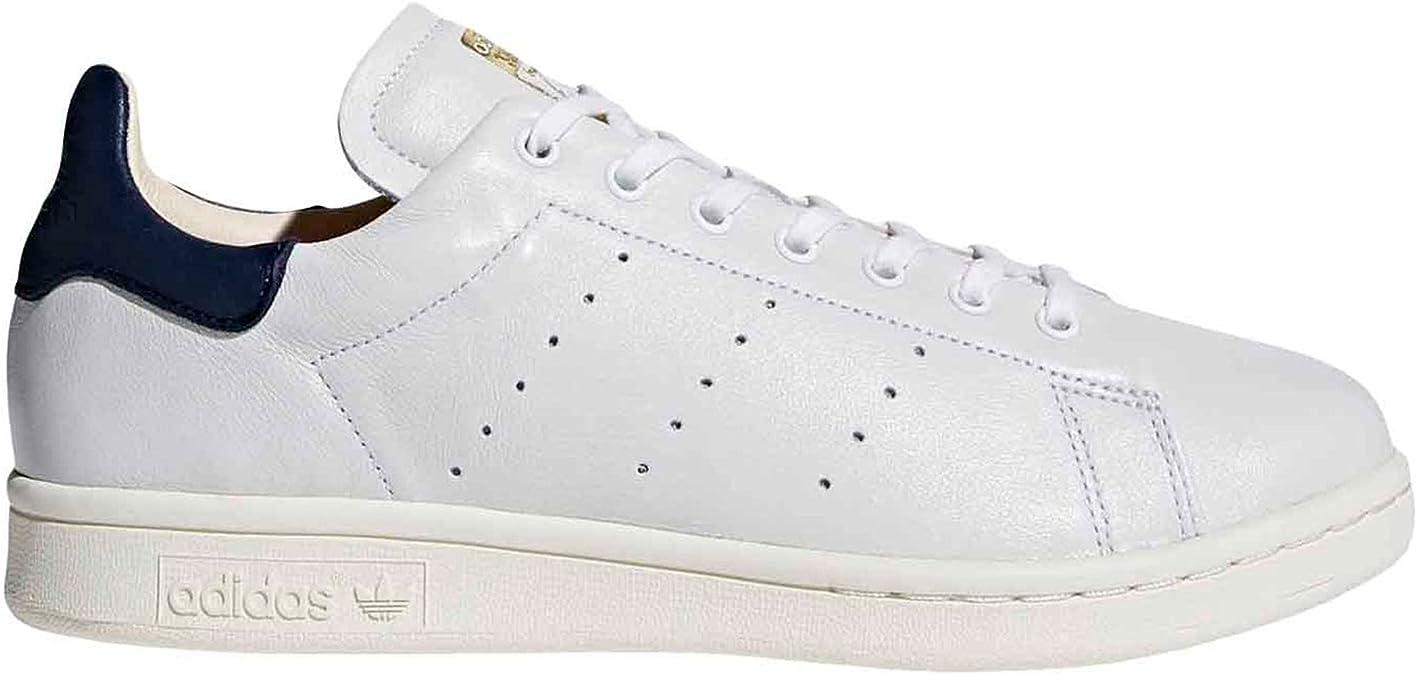 Adidas Superstar D'acciaio Punta Bianco Uomo Scarpe da