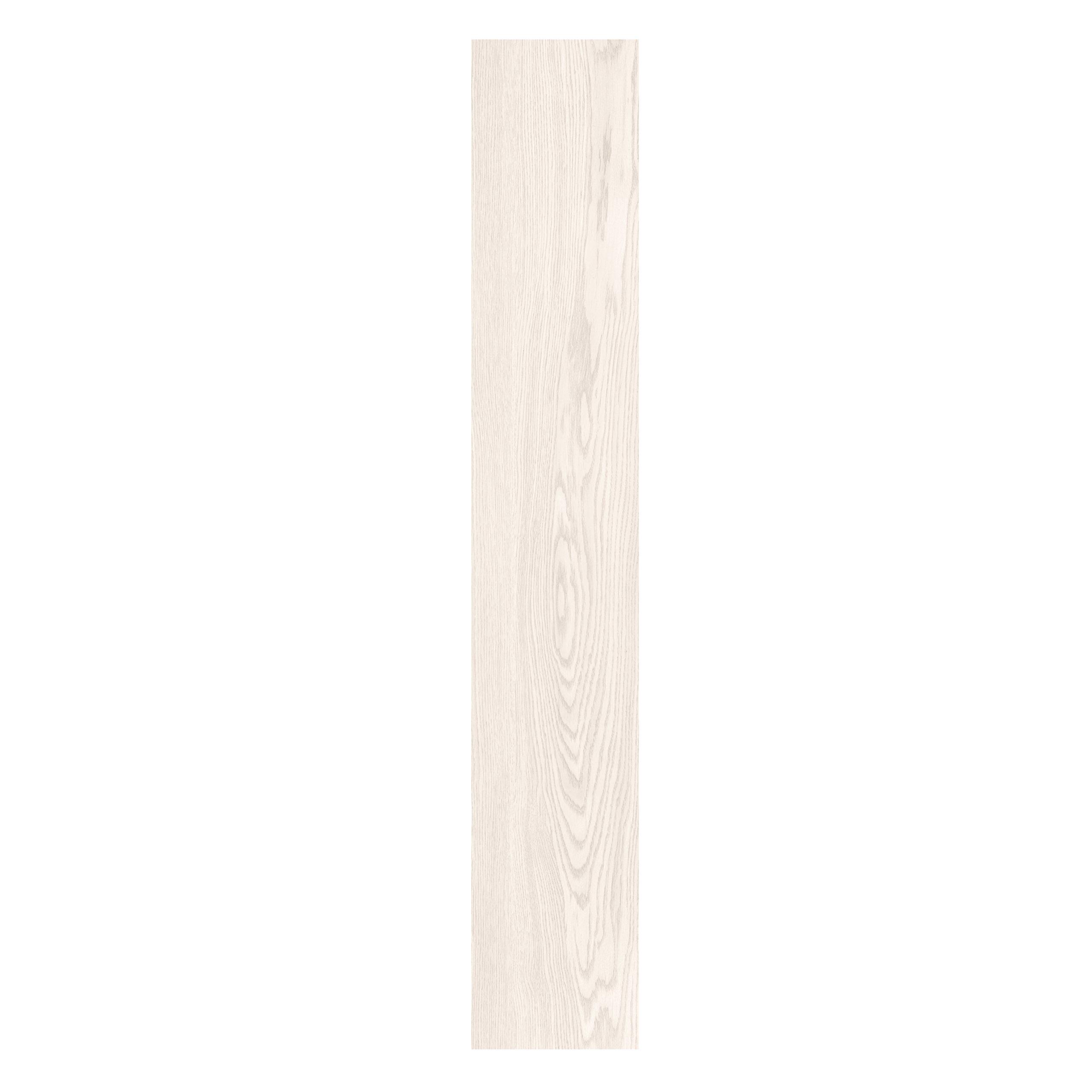 Achim Imports VFP1.2WO10 Nexus White Oak 6x36 Self Adhesive Vinyl Floor Planks-10 Planks/15 sq ft, Piece