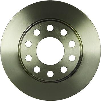 Rear Brake Rotors Metallic Pads For 2000 2001 2002 2003 2004-2006 TT QUATTRO