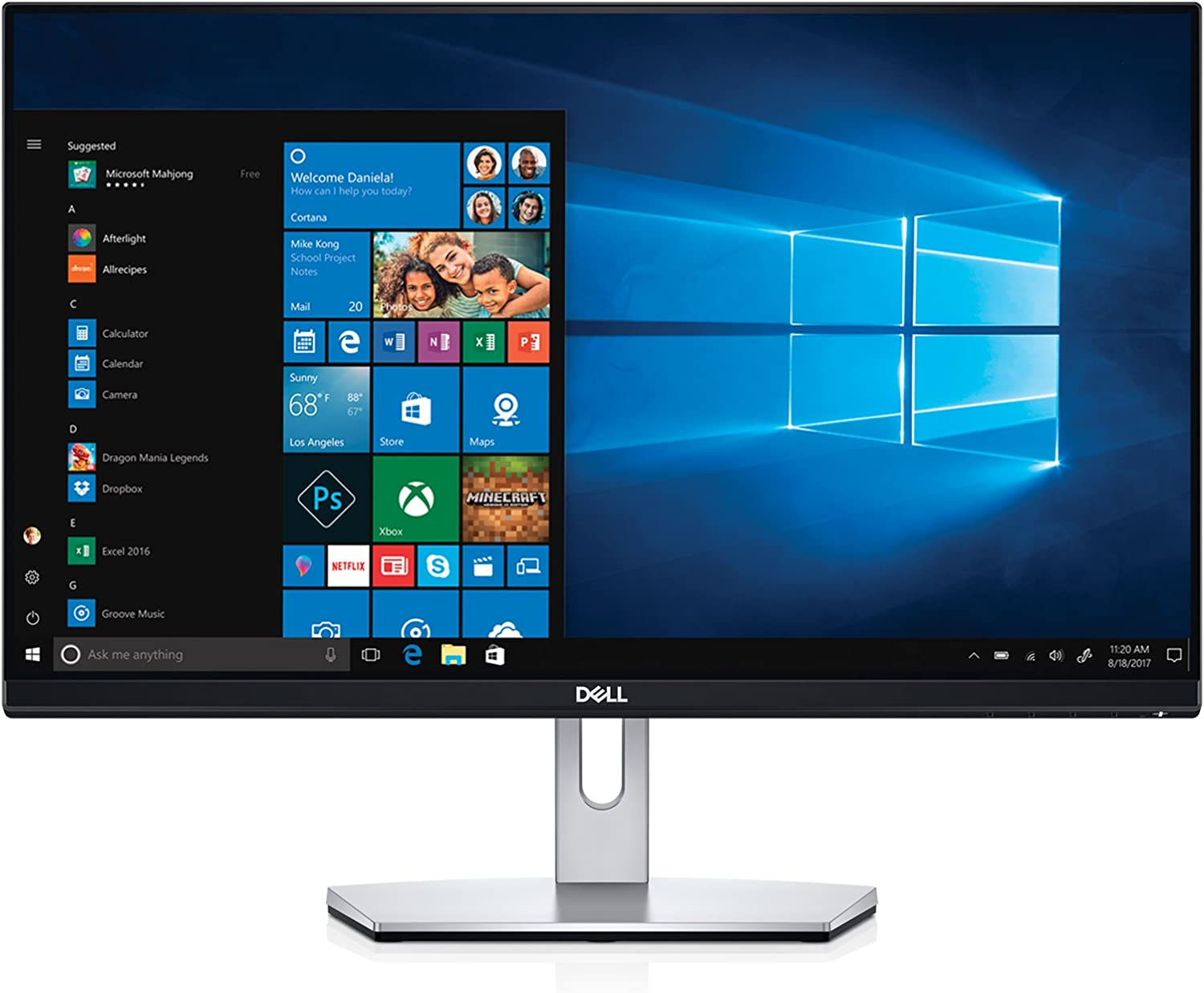 "Dell S2319HN S Series Monitor 23"" Black"