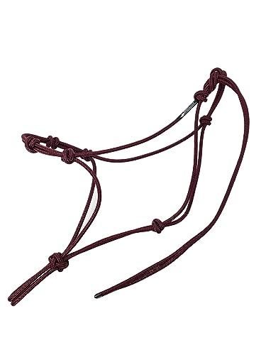 Knotty Girlz Horse Rope Training Halter