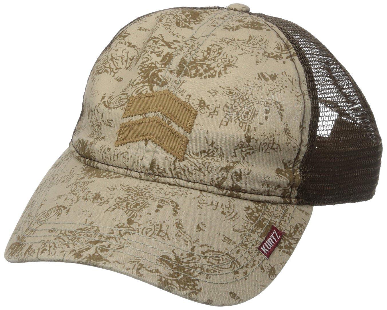 A. Kurtz Men s Pax Camo Trucker Hat 12d8f996868c