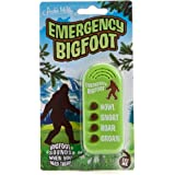 Emergency Bigfoot Electronic Noisemaker