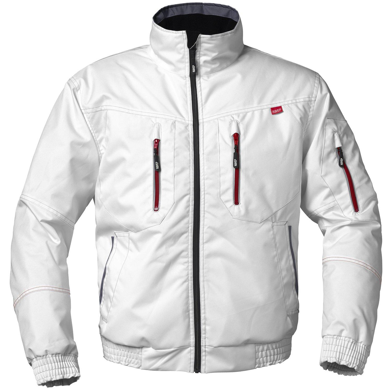 50186.N9C9K-S JacketAttitude50186 Size White//Grey White//Charcoal Grey S
