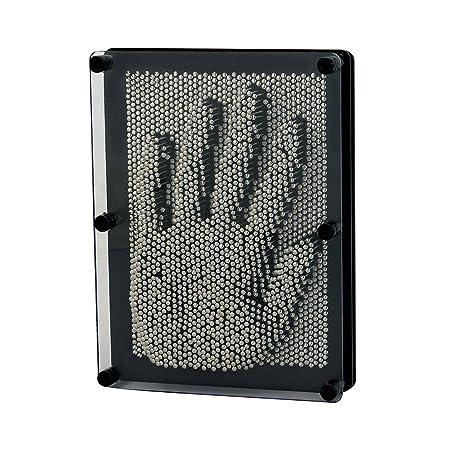 Del Pin de metal 5 x 4in 3d impresión Junta tridimensional arte ...