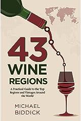 43 Wine Regions Paperback