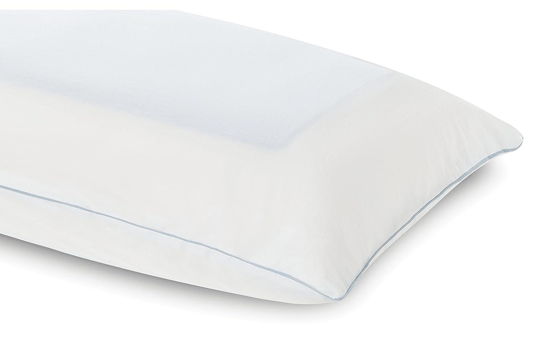 amazon com tempur pedic tempur cloud breeze dual cooling pillow
