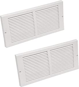 RPEFA Steel Stamped Return Grille with Insulation