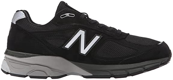 New Balance Zapatillas M990-BK4-D Negro/Gris EU 46.5 (US 12) EY8DVEPEpE