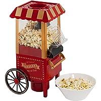 Godskitchen Plastic Vintage Collection Electrics Popcorn Maker Machine (Red)