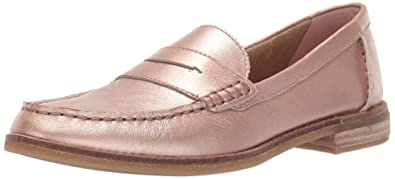 33e52060c9a SPERRY Women s Seaport Penny Metallic Loafer